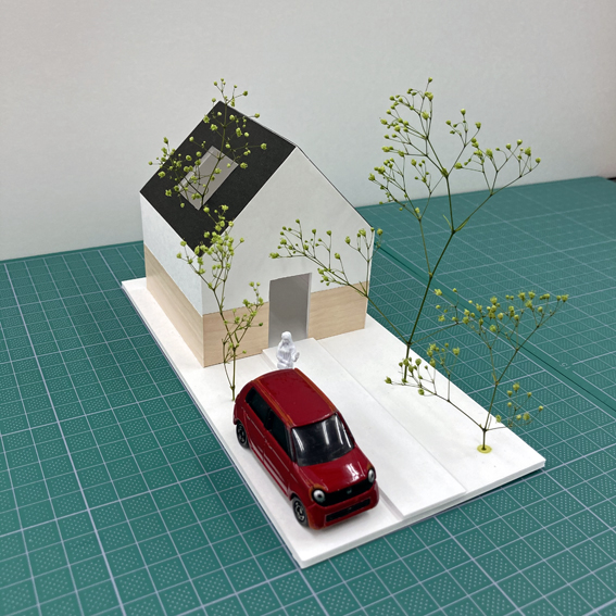 模型(車有り)