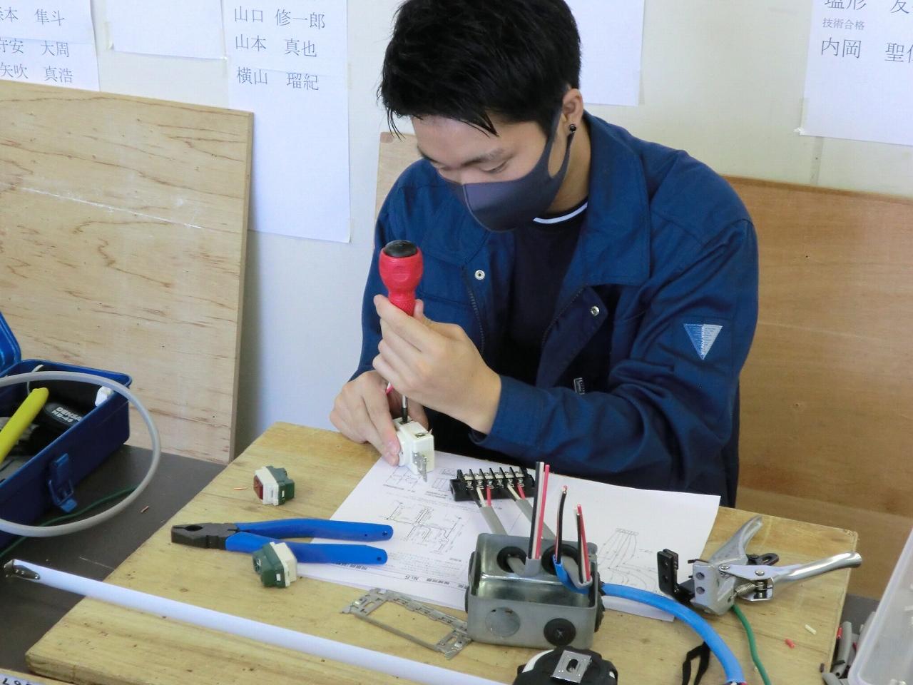 工事 試験 電気 一 種 技能 第 士